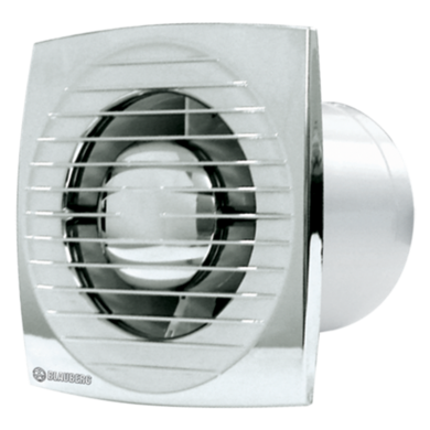 Битов вентилатор Blauberg/Bravo/Chrome/100mm