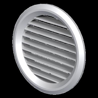Вентилационна решетка VENTS MV 50/4 BV, ABS пластмаса