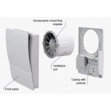 Вентилатор с автоматични клапи - VENTS 100 STYLE