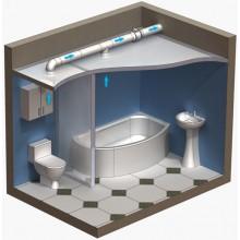 Примерна вентилация на баня